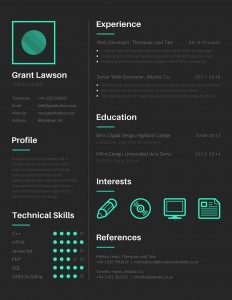 Sample Resume or Business Ad